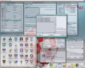 AmigaOS 4.1 screenshot